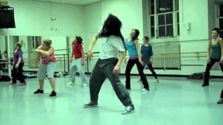 "Choreography to ""Beautiful Monster"" by Ne-Yo"