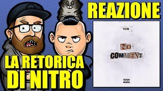 NITRO - NO COMMENT | RAP REACTION | ARCADE BOYZ