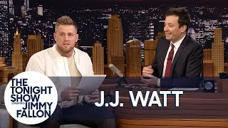 Download Youtube: J.J. Watt Reads a Sweet Letter José Altuve Wrote Him After Winning the World Series