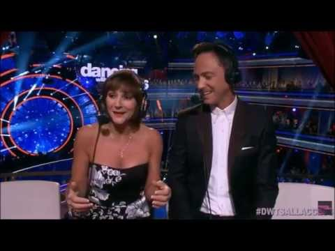 Shirley and Mark Ballas on all access