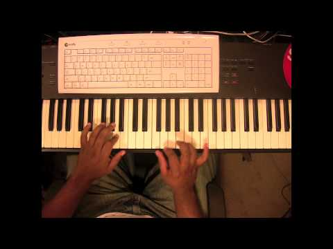 Gospel Keyboard Chords