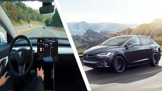 Self Driving vehicle 2020