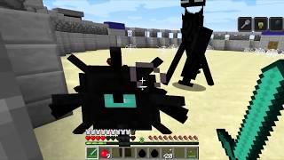 Minecraft Mods | SOBREVIVE A LOS MOBS APOCALÍPTICOS | Mods Para Minecraft
