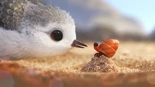 мультфильм Disney - Песочник - PIPER  | Короткометражки Студии PIXAR [том3]