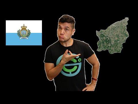 San Marino - Geography Now!