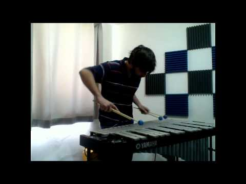 Blues for Gilbert - Vibraphone Solo