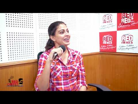 Anusree | Redcarpet | RJ Mike | Red FM  Malayalam