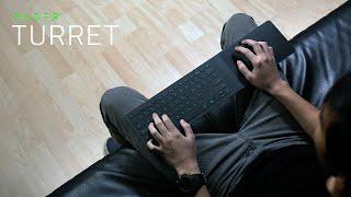 Razer מפציצה: Lapboard חדש וירוק נחשף