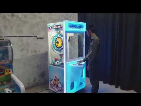Toy Story Doll Catcher Arcade Game Machine