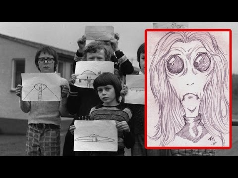 4 MYSTERIOUS UFO & ALIEN SIGHTINGS At Schools