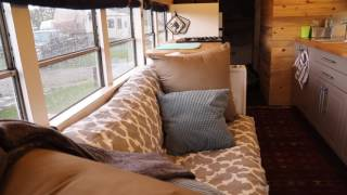 Video Tour of the Bus