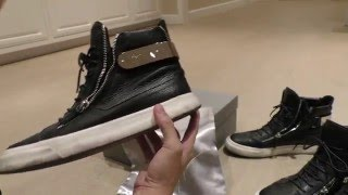 Giuseppe Zanotti Sneaker Review
