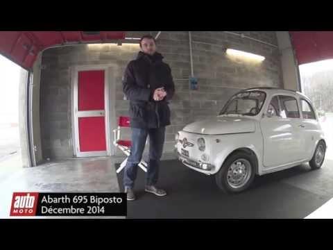 Abarth 695 Biposto : essai de la plus petite supercar de l'histoire
