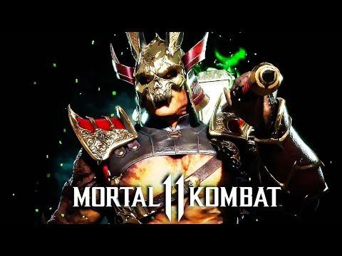 "Mortal Kombat 11 - Official ""Kombat Thus Far"" Infographic Trailer"