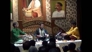 Brajeswar Mukherjee - Different Styles | Tuesday Concert | Shrutinandan
