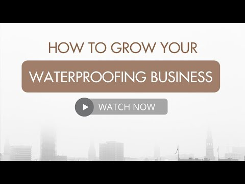 , title : 'How To Grow Your Waterproofing Business | The Power Of Purpose
