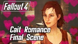 Fallout 4 - Cait Romance - Final Scene