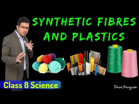 Synthetic Fibres   Synthetic Fibres and Plastics   CBSE Class 8 Science