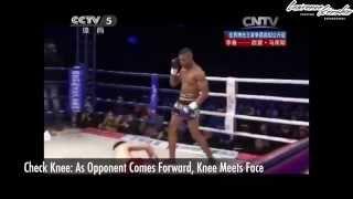 Simon Marcus: 5 Epic Knee KOS