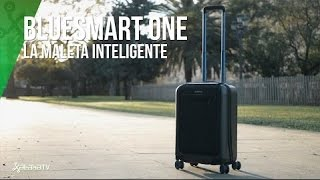 Bluesmart One, maleta sincronizada con tu smartphone