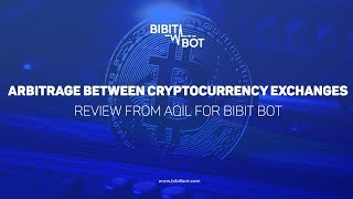 Review from Aqil for Bibit Bot.Arbitrage between cryptocurrenсy exchanges.