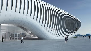 Невероятные ЖИВЫЕ здания - кинетические фасады