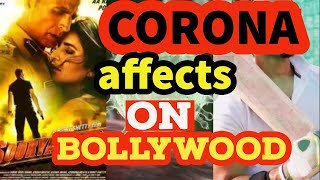 Corona Affects On bollywood upcoming films