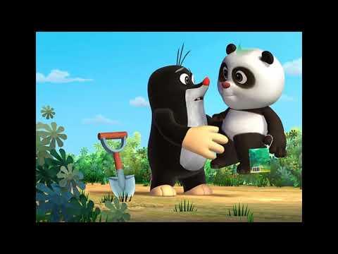 Krtek a Panda - znělka