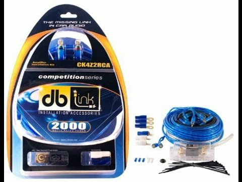 KIT DE INSTALACIÓN DB LINK ( CK4DZ) / CAR AUDIO - HD