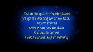 Chevrolet-Luke Bryan lyrics