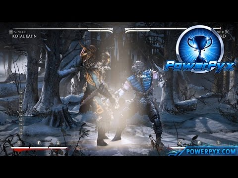 Download MKX Mobile  How To Get Klassic Reptile from Quest Mode