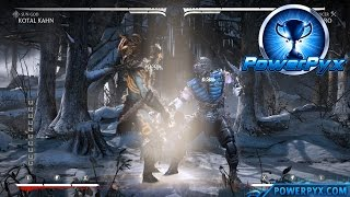 Mortal Kombat X - Disco Trophy / Achievement Guide