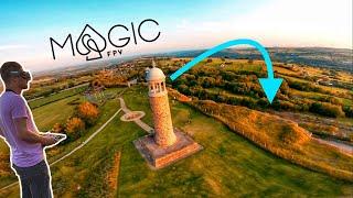 Magic FPV Drone Flying UK