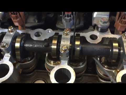 Правильная регулировка зазоров клапанов на Suzuki SX4 1.6