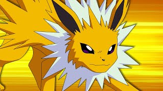 JOLTEON BUSTED