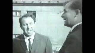 Otevření Kulturního domu ROH DJŠ v Žacléři 1964