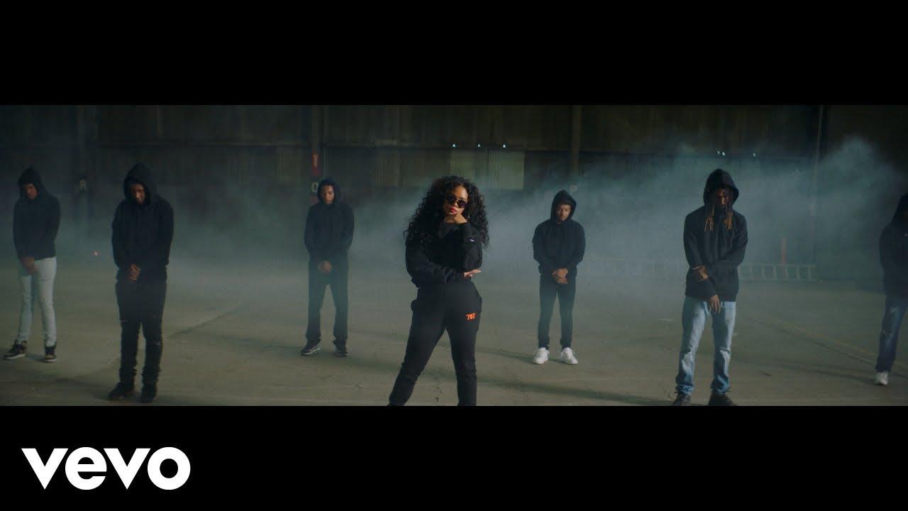 H.E.R. - Slide Ft. YG (Official Music Video)