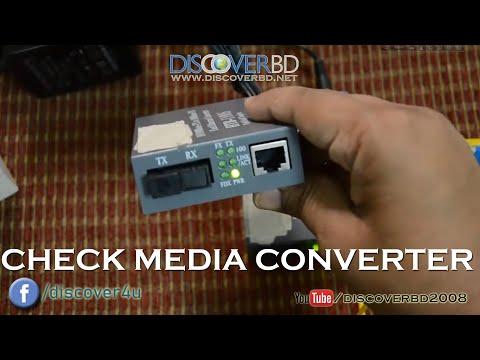 Fiber Media Convertors