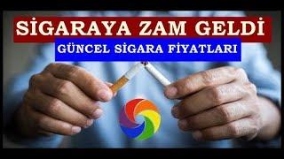 Sigaraya ZAM Geldi, Güncel 2019 Fiyatları Listesi