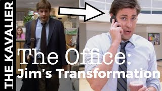 The Office: Jims 9 Season Style Transformation   From Slob To Suave