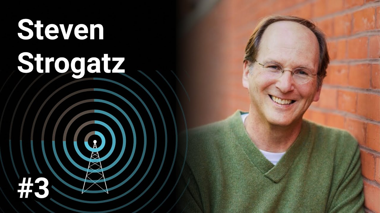Steven Strogatz: In and out of love with math