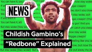 "Looking Back at Childish Gambino's ""Redbone"" | Song Stories"