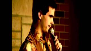 preview picture of video 'AVW Presents: George Harrison - Athens Open Mic, 11/12/2011'