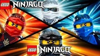 Мультфильм Игра Лего Ниндзяго.Спасение Джея и Кая .Серия №19#Ниндзяго