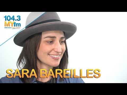 Sara Bareilles Talks 'Amidst The Chaos', Touring, The Resurgence Of Broadway Musical & More - 104.3 MYfm