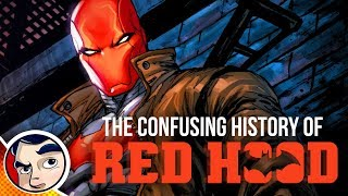 Red Hood's Weird History!   Know Your Universe | Comicstorian