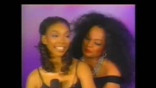 Diana Ross with Brandy - Love Is All That Matters