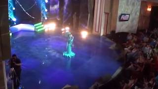 11 year old girl from Russia sings Diva