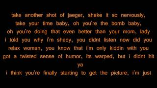 Eminem- So Bad .::Lyrics On Screen!::. HD