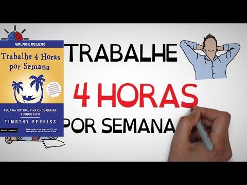 Livro TRABALHE 4 HORAS POR SEMANA | TIMOTHY FERRIS
